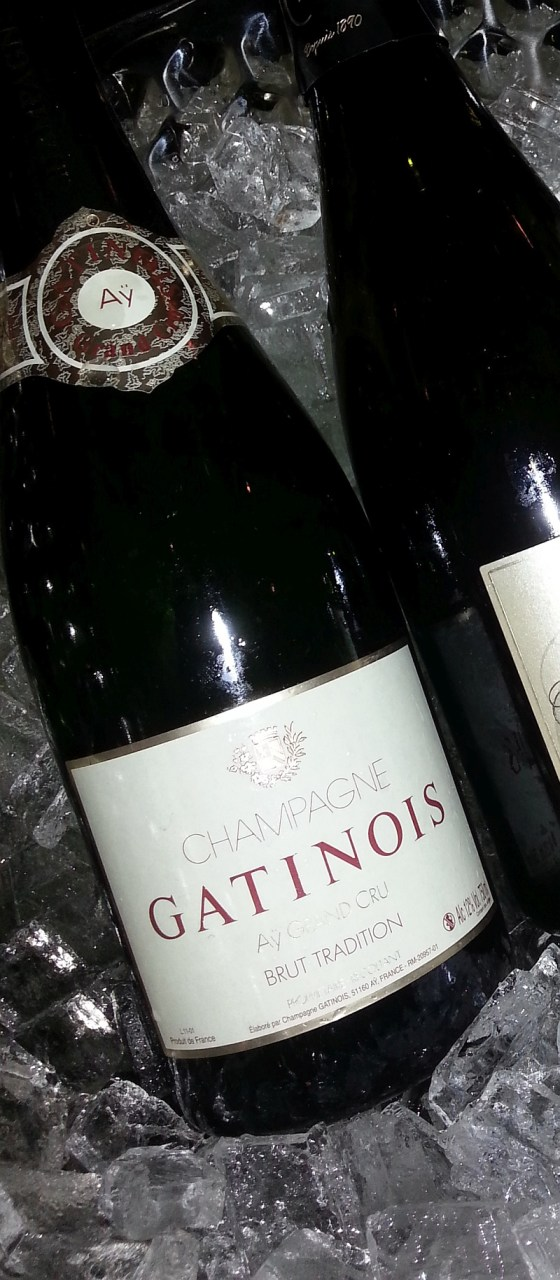 Champagne Gatinois Ay Grand Cru Brut Tradition