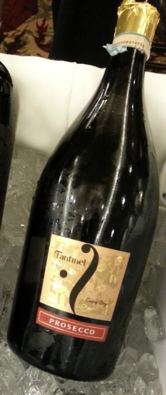 Fantinel Spumante Prosecco DOC Extra Dry NV