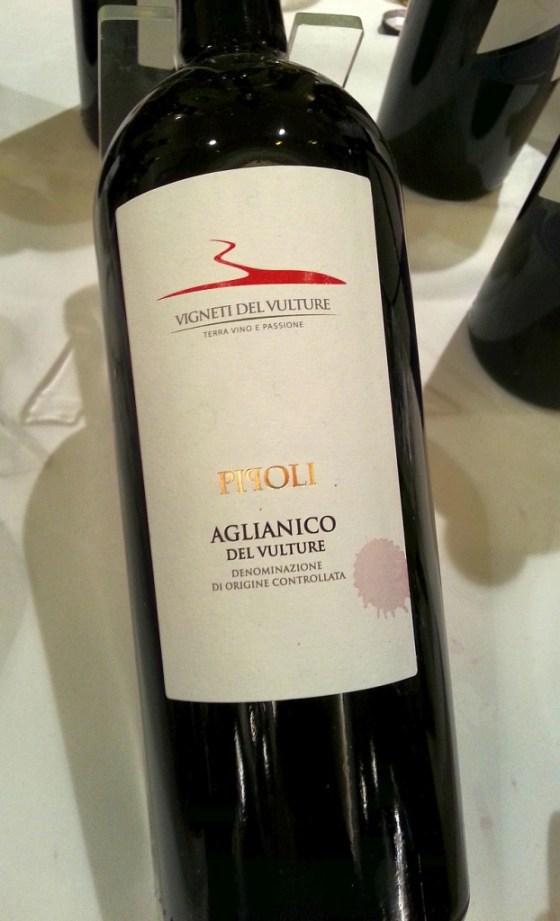 Farnese Vini Pipoli Aglianico del Vulture 2012