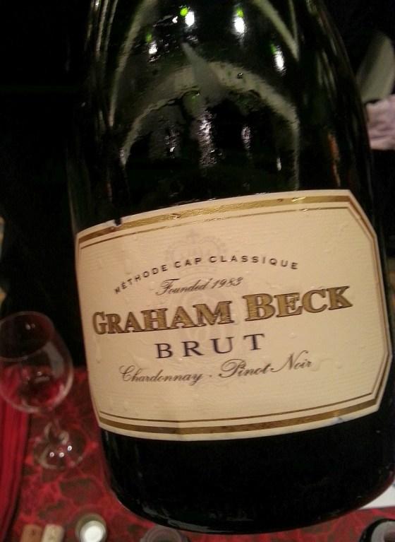 Graham Beck Non-Vintage Brut