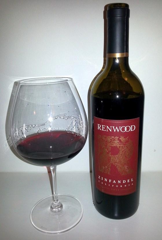 Renwood Zinfandel 2011