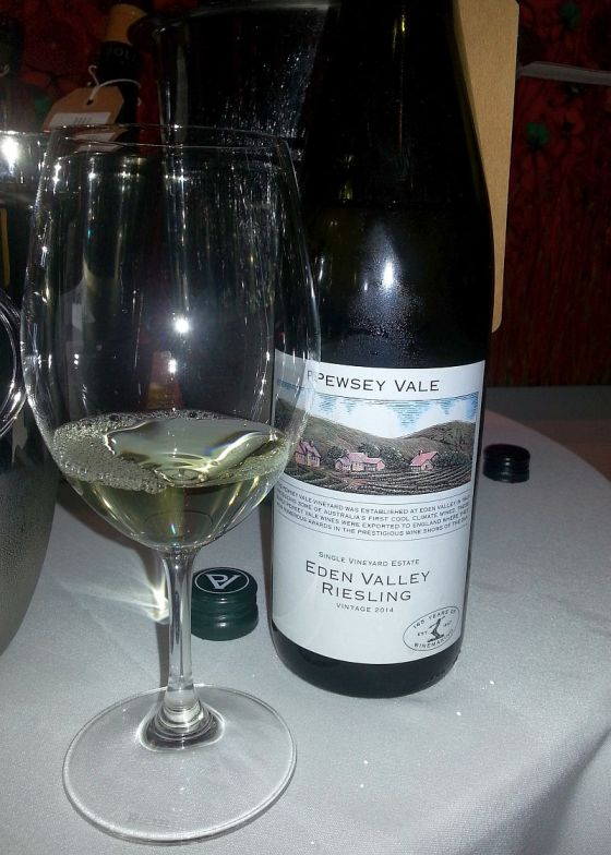 Pewsey Vale Eden Valley Riesling