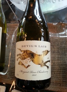 Devil's Lair Margaret River Chardonnay 2012