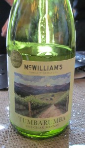 McWilliam's Mount Pleasant Appellation Tumbarumba Chardonnay 2013