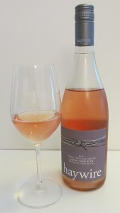 Haywire Gamay Noir Rose 2014