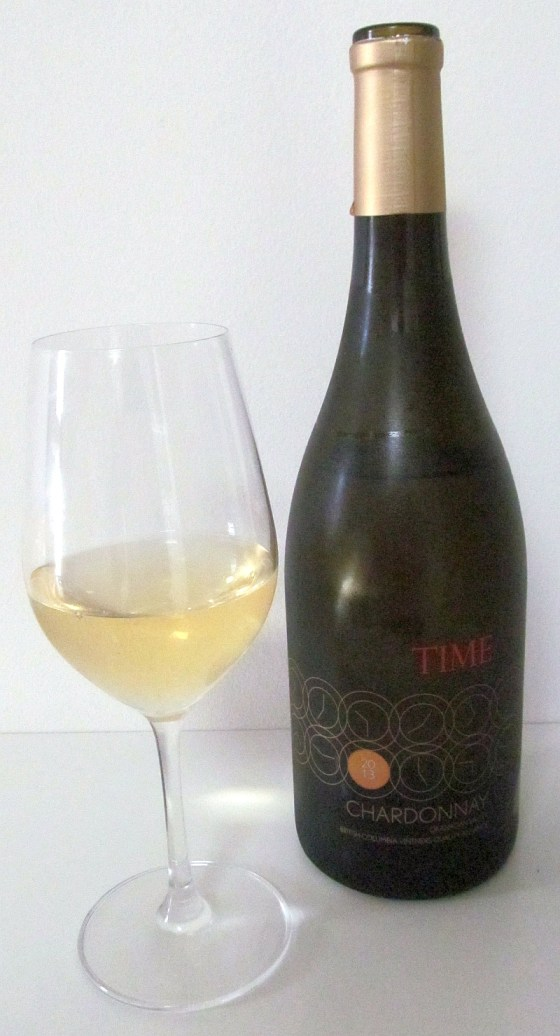 TIME Estate Winery Chardonnay 2013