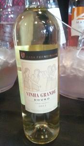 Casa Ferreirinha Vinha Grande Branco 2013