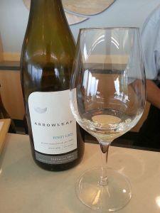 Arrowleaf Cellars Pinot Gris 2014