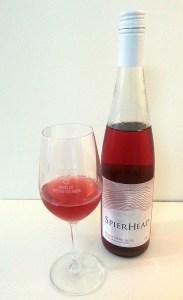 SpierHead Pinot Noir Rose 2014