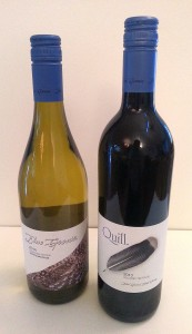 Blue Grouse Estate Bacchus and Quill Red Wine