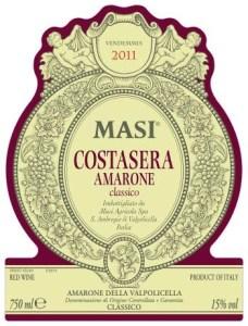 Masi Costasera Amarone Classico 2011