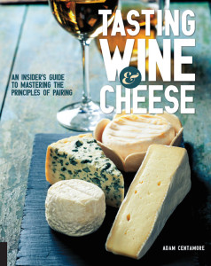 Tasting Wine and Cheese by Adam Centamore