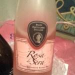 Cantina Beato Bartolomeo da Breganze Rosa di Sera Vino Spumante Extra Dry