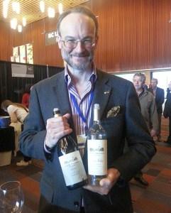 Mark de Vere from Robert Mondavi Winery