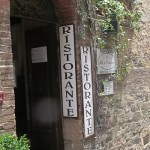 Re di Macchia ristorante in Montalcino