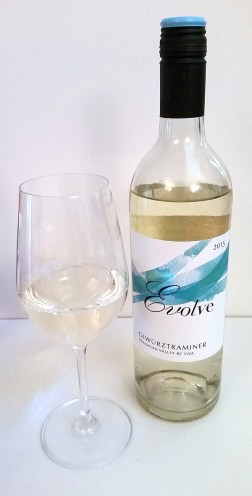 Evolve Cellars Gewurztraminer 2015