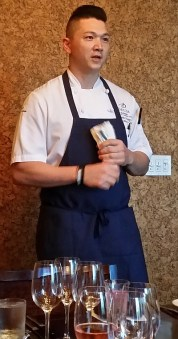 Executive Chef Keith Pears of ebo