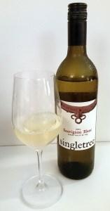 Singletree Sauvignon Blanc 2015