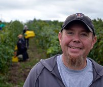 Keith Tyers, Winemaker, Closson Chase Ontario