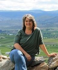 Sandra Oldfield from Tinhorn Creek