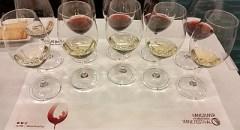 Heartache and backache wine flight