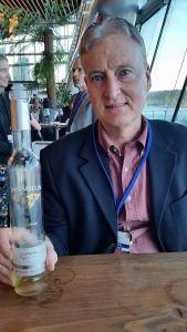 Bruce Nicholson wine maker from Inniskillin Niagara