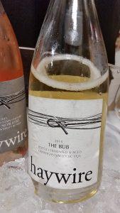 Haywire The Bub sparkling wine