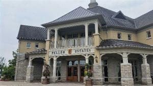 Peller Estates winery in Niagara-on-the-Lake
