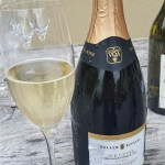 Peller Estates sparkling wine with ice wine dosage