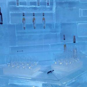 Peller Estates 10 Below ice wine lounge