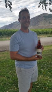 Erik Fisher GM at Monte Creek Ranch Winery