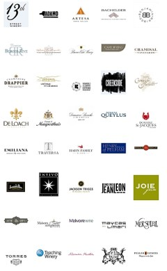 Some i4C participating wineries