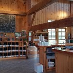 The Grange tasting room in PEC