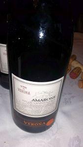 Cantina di Verona Amarone della Valpolicella DOCG Terra di Verona 2014