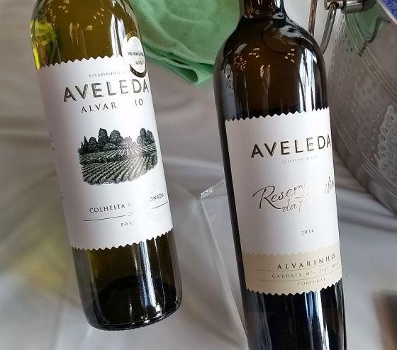 Aveleda Alvarinho and Aveleda Reserva da Familia Alvarinho wines