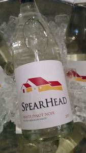 Spearhead Winery White Pinot Noir 2017