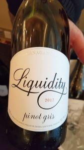 Liquidity Wines Pinot Gris 2017