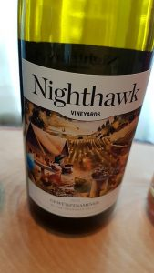 Nighthawk Vineyards Gewurztraminer 2015