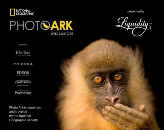 Joel Sartore and National Geographic Photo Ark