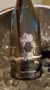 Champagne Taittinger Salgado Brut Vintage 2008