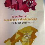 Valpolicella and Conegliano Valdobbiadene Prosecco tasting booklet