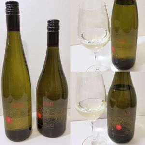 Time Winery Viognier and Riesling 2017