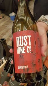 Rust Wine Co. Gamay 2017