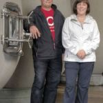 Christine Coletta and Steve Lornie from Okanagan Crush Pad (Image courtesy Okanagan Crush Pad)