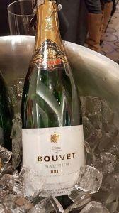 Bouvet Brut sparkling wine