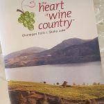 Okanagan Falls Spring Wine Tasting brochure