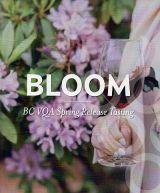 Bloom BC VQA Spring Release booklet