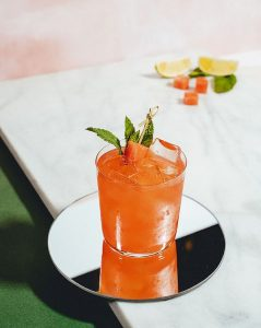 The Watermelon Drink at JOEY Restaurant (Image courtesy JOEY Restaurant)