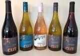 Winemaker's CUT flight of wines