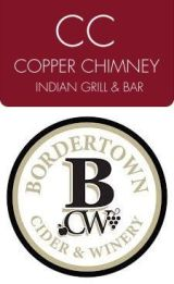 Copper Chimney Indian Grill & Bar and Bordertown Cider & Winery